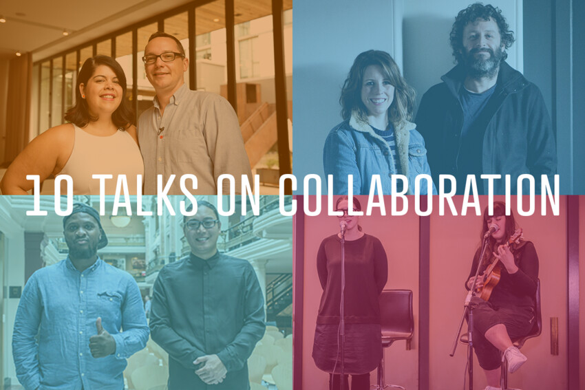 10 Talks on Collaborating With a Spouse, Partner, or Best Friend