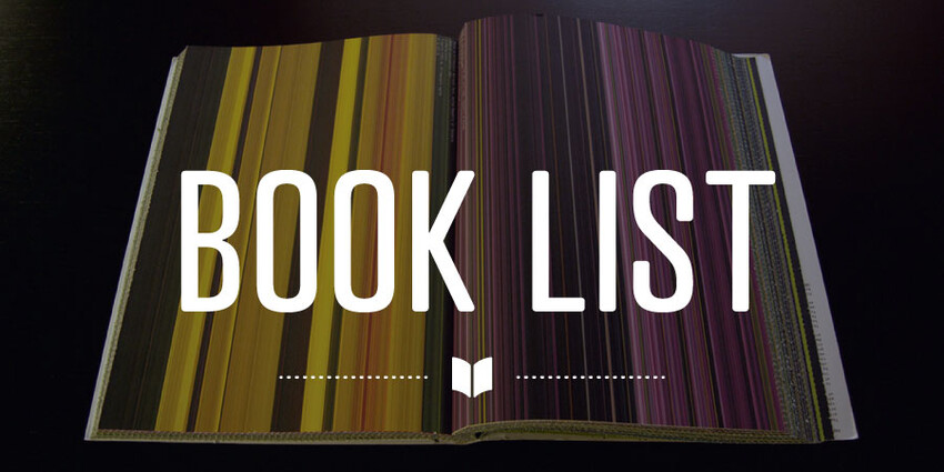 Book List No. 11: Color