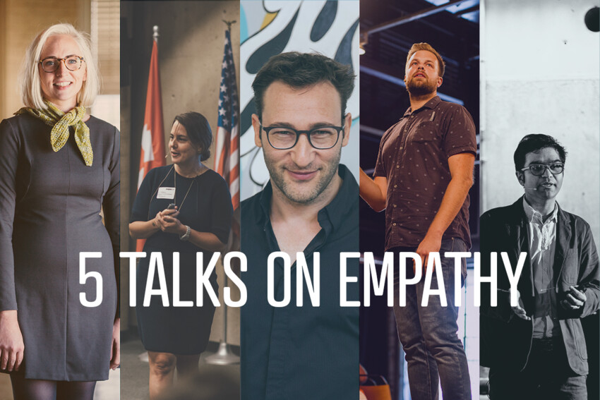 5 Talks on Empathy That Will Change How You Connect and Create