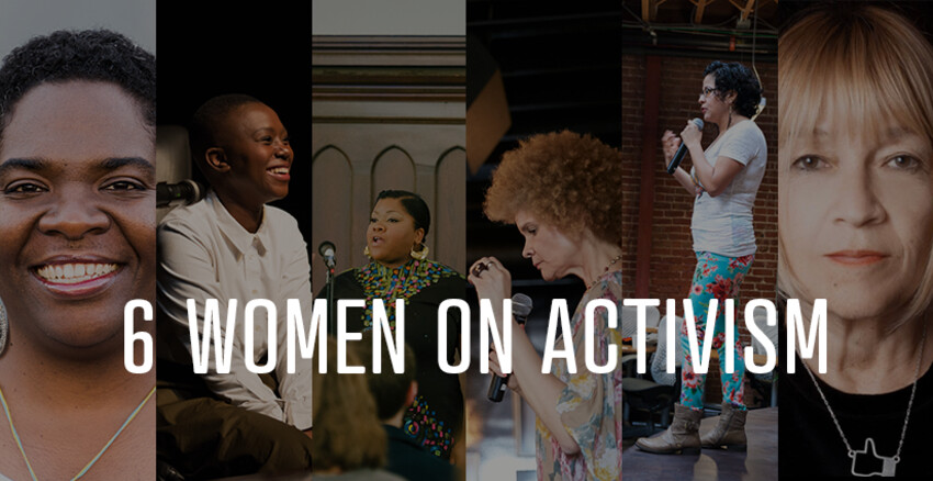 6 Women on the Forefronts of Activism
