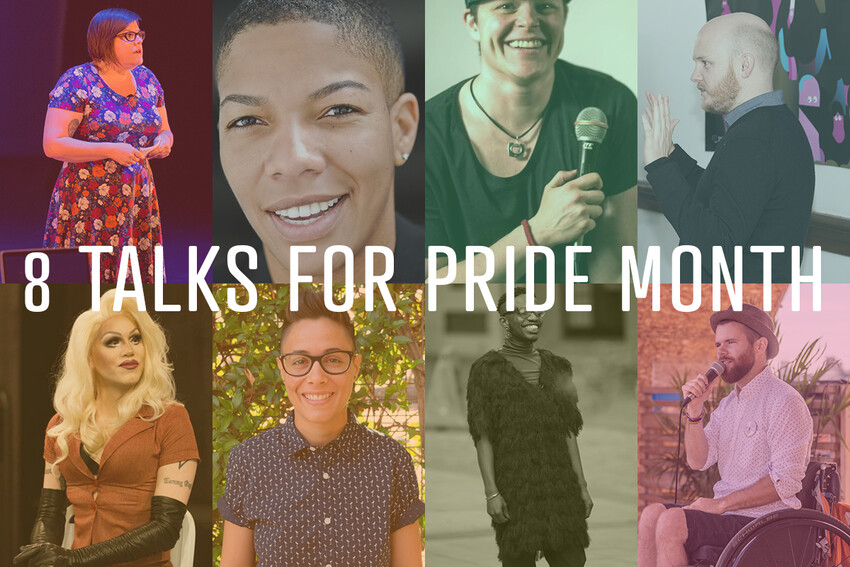 8 Talks to Celebrate LGBTQ Pride Month