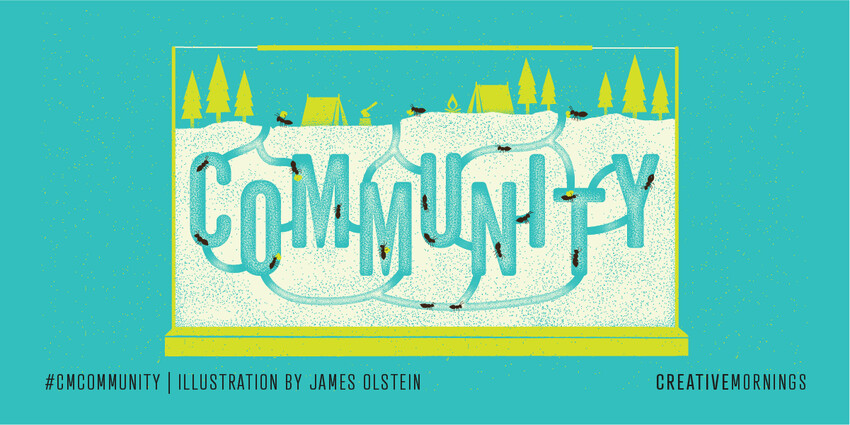 August is Community