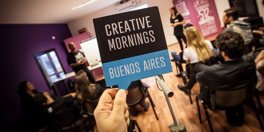 CreativeMornings Chapters Come in All Shapes and Sizes