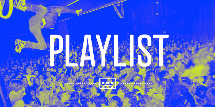 DJ Jim Q's Playlist: Moments