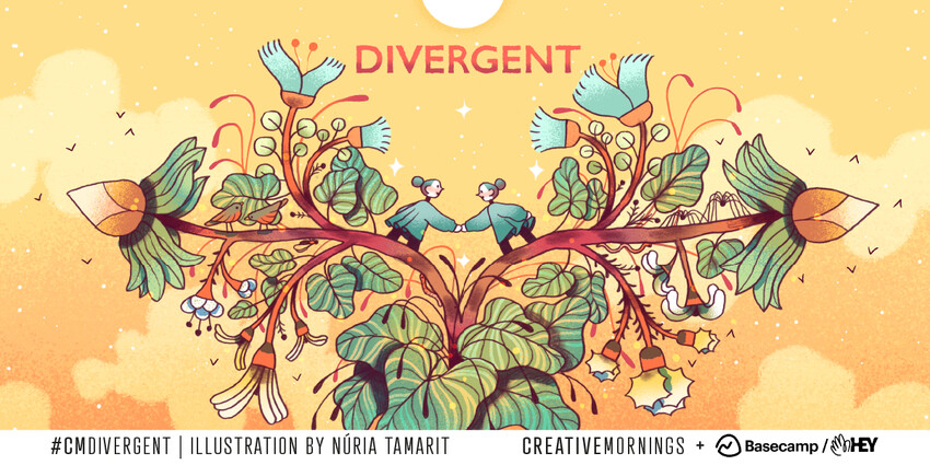 February's Theme is Divergent