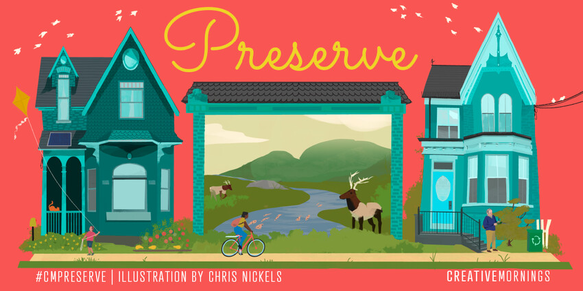 May's Theme is Preserve