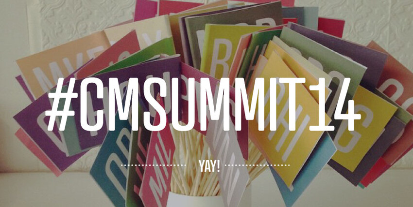 The First CreativeMornings Summit!