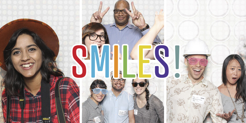 CreativeMornings Smiles