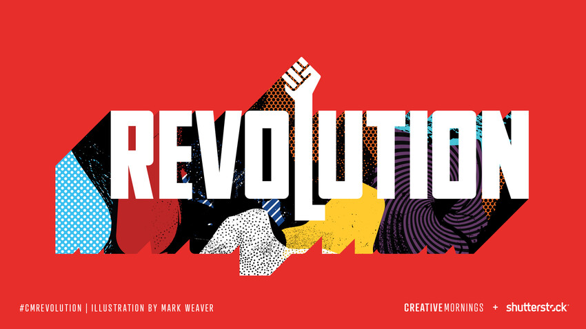 June is Revolution