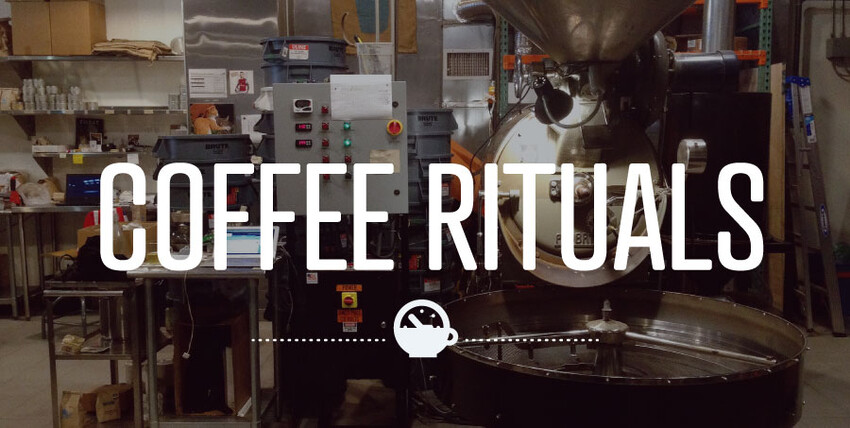 Winning at Failing, In Conversation with Blue Bottle Coffee Roaster Justin Rodriguez